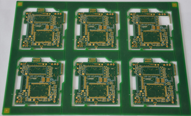 Multilayer PCB, gold plating PCB for military Product