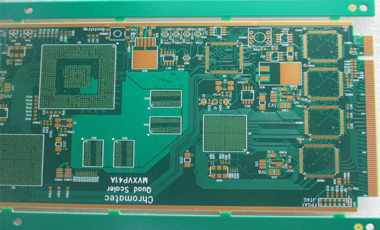 Edge connector PCB, hard gold PCB, high multilayer PCB