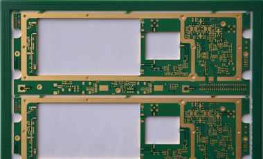 immersion gold PCB, gold platting PCB