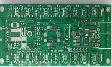 Heavy Copper PCB, Lead free HASL PCB