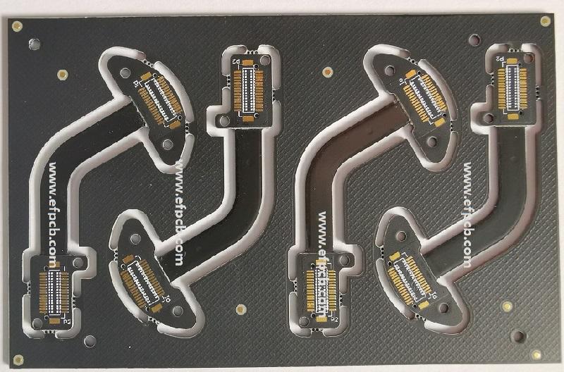rigid flex PCB, medical device main board, IPC III rigid flexible PCB